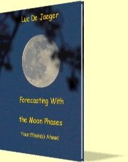 Forecasting with the Moon Phases by Luc De Jaeger