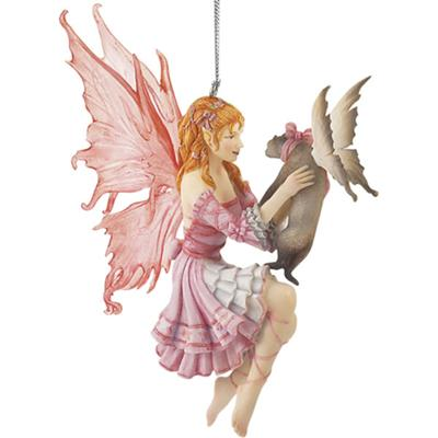 The Gift Faerie Hanging Sculpture